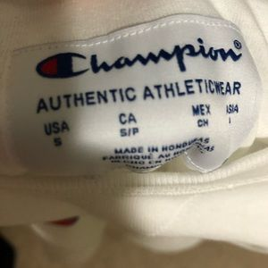 Champion Tops - Women Champion Crewneck